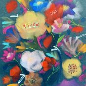 PanPastel-bloemen