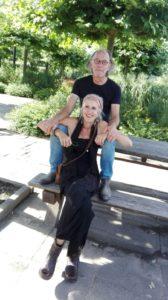 Suzanne Visscher en Pieter van Slooten