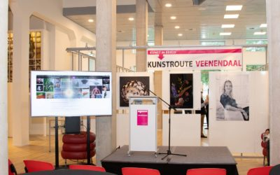 Opening Kunstroute in DownTown