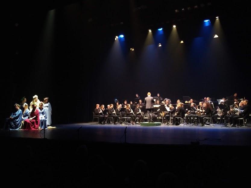 Concert Cecilia en het Orakel en de Muzen