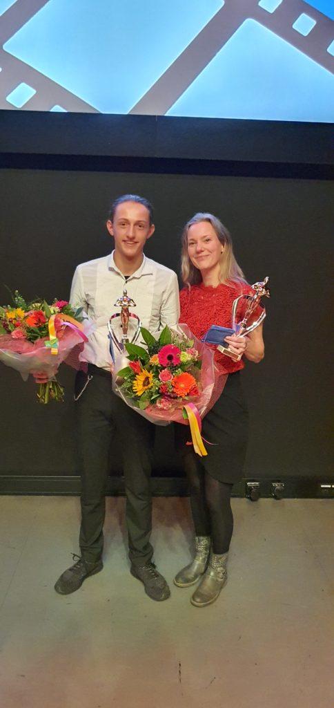 Dredd Jonkers en Joyce Willemsen