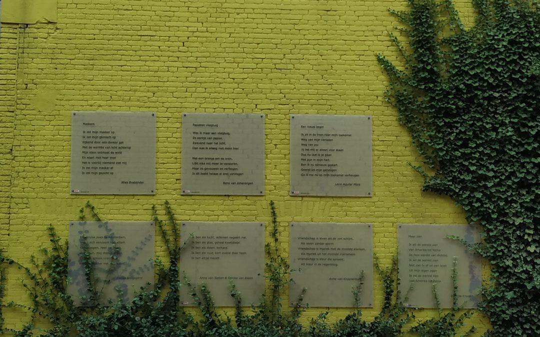 Prijsuitreiking Gedichtenwedstrijd 2020