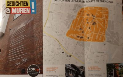 Audiotour Gedichtenroute (wandeling van ca. 1 uur)