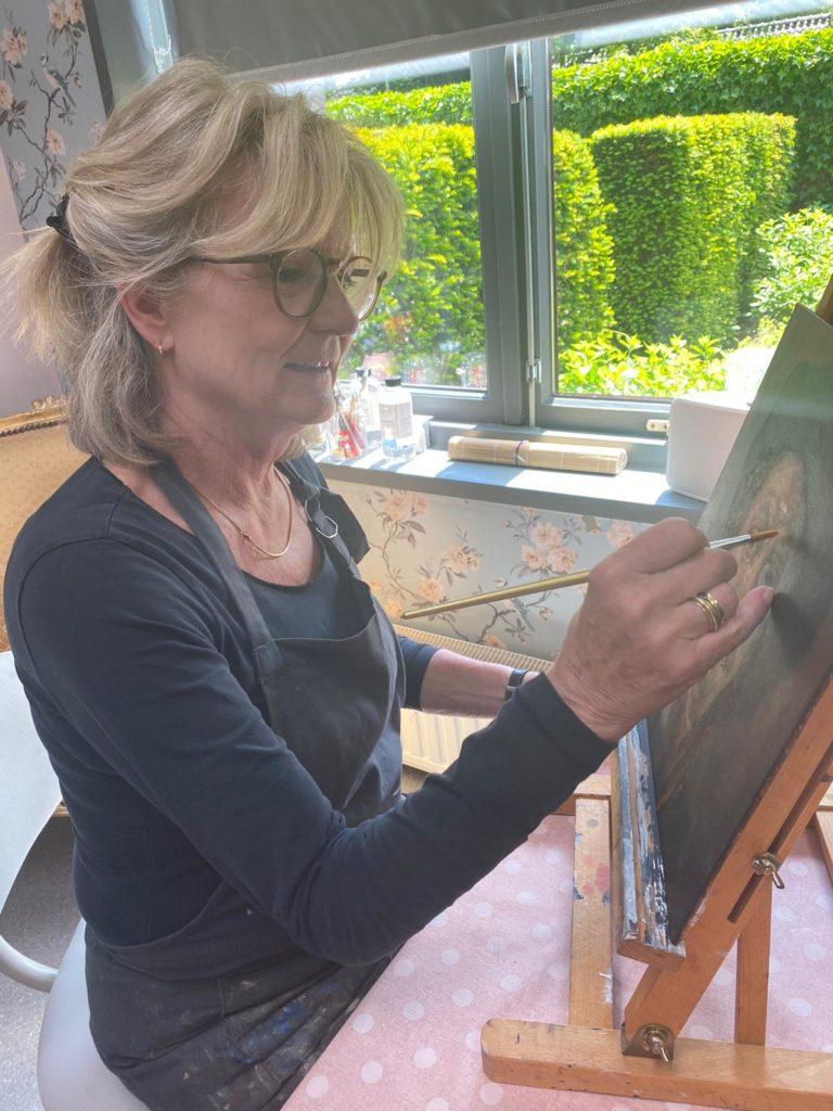 Celesta van der Weij